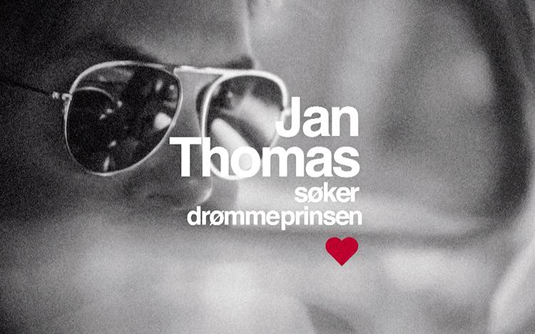 Jan Thomas søker drømmeprinsen