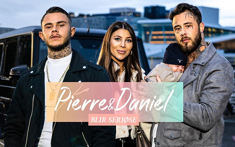 Pierre & Daniel blir seriøse
